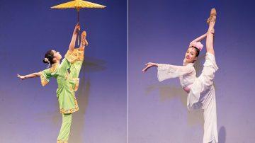 高手云集 第八届全世界中国古典舞大赛纽约周三开锣