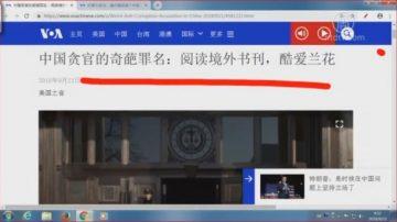【石涛评述】中国贪官的奇葩罪名 (下)