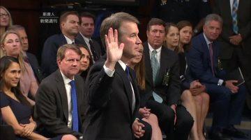 FBI未证实性侵指控  卡瓦诺提名风波落幕