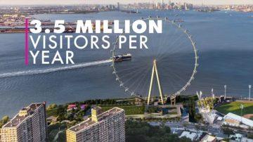 停止建设 全球最高摩天轮宣告正式终结