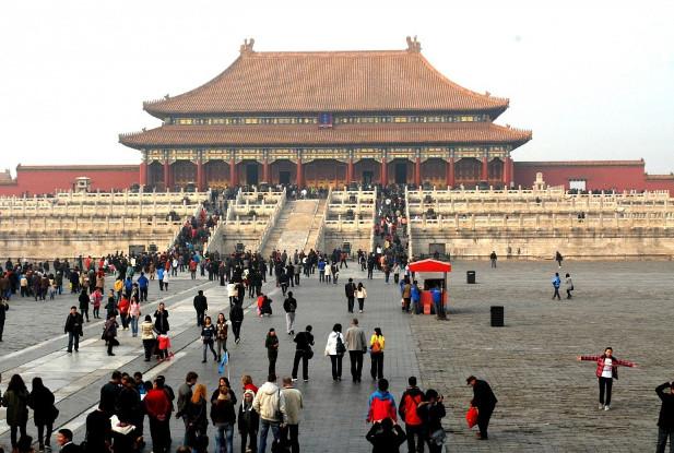 10级地震都不倒 紫禁城天才建筑构件 让外国专家折服