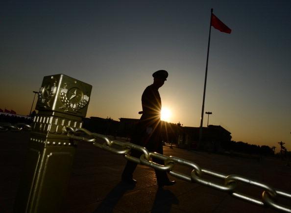 中共国安特工狱中正面照曝光 或面临25年监禁