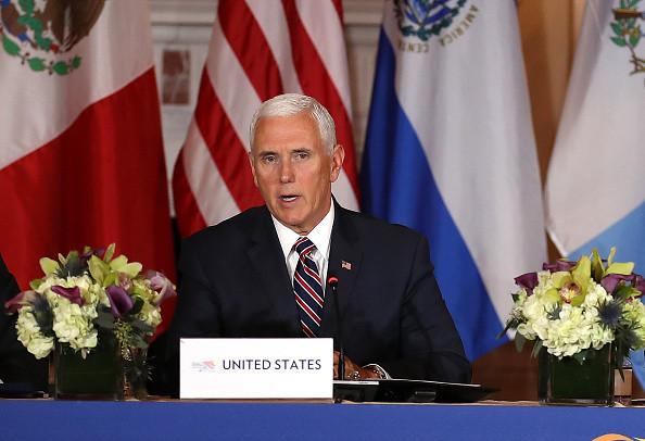 彭斯告诫中美洲诸国:与中共做生意要小心