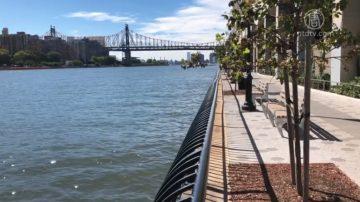 纽约再投$2.5亿 继续曼哈顿水滨绿道项目