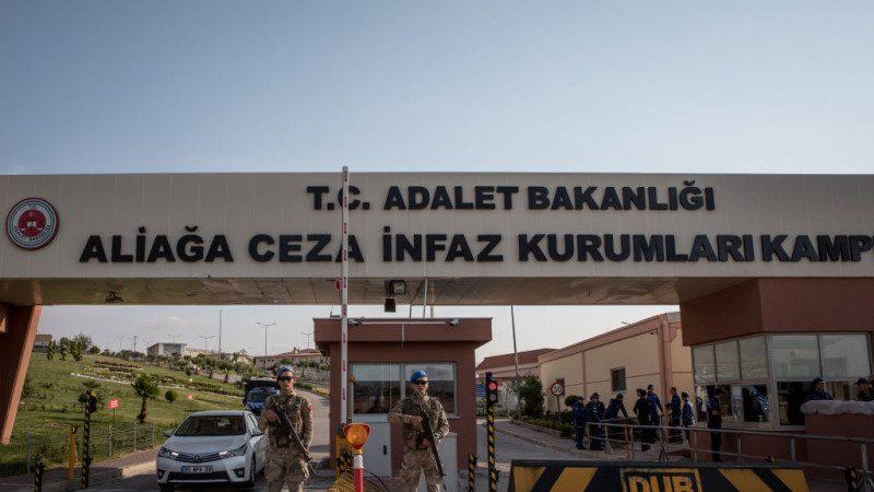 土耳其拘押美国牧师今受审 面临35年徒刑或当庭释放
