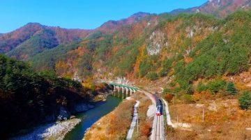 【你好韩国】纯净自然的故乡——奉化 第一部 走进自然