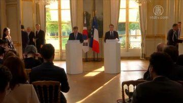 韩朝推半岛局势缓解 法国愿出力促弃核