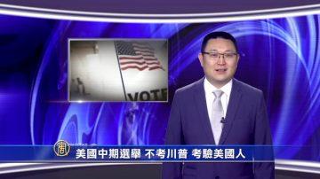 【微视频】美国中期选举不考川普而是考美国人