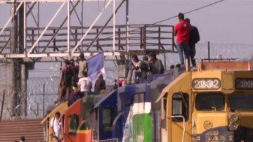 MS-13帮匪加州被捕 曾混入大篷车移民