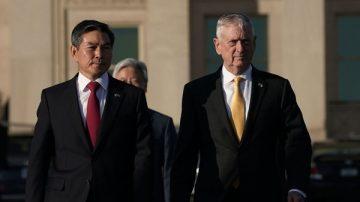 美韩战时指挥权将移交 驻韩美军仍留守