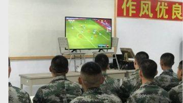 """官方令足球队""""军训""""拼世界杯 专家:外行领导内行"""