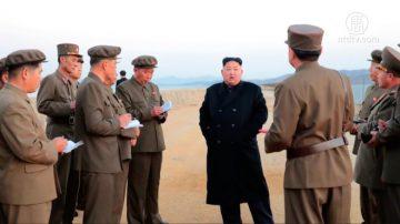 金正恩视察新武器设施 遣返一美国人