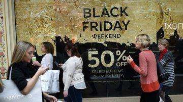 黑色星期五与网络星期一 节日购物季省钱有窍门