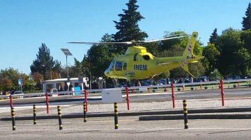 葡萄牙医疗直升机坠毁山区 机上4人恐罹难