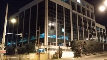 雅典电视台暗夜炸弹爆炸 警循恐袭调查