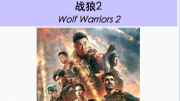 九天剑:真理部使坏 《战狼2》中枪