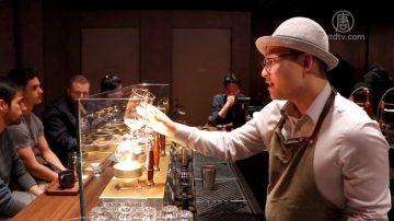 星巴克全球第四家咖啡游乐园 纽约首日开张