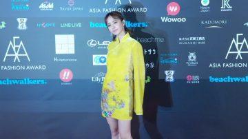 亚洲时尚大赏台北登场 红毯星光熠熠