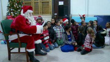 美国邮局圣诞老人行动 纽约第106年启动