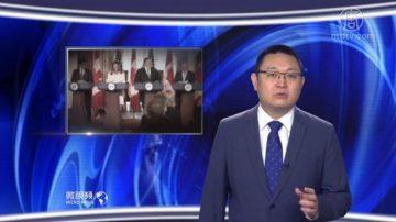 【微视频】中共绑票事件 加拿大寻求盟国支持