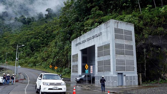 一座大壩開裂7648處  厄瓜多:中國製造就是爛