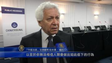 【禁闻】英法庭指证 活摘器官在中国大规模存在