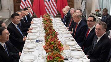 美媒:川普与北京谈判有成效 将发表强硬声明