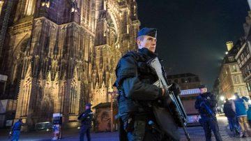 """法国圣诞市集恐攻3死12伤 凶嫌曾高喊""""真主至大"""""""
