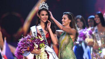 菲律宾佳丽格雷 当选2018世界小姐