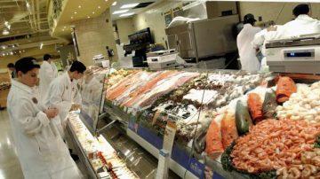 纽约州超市鱼产品错贴标签率高 纽约市最严重