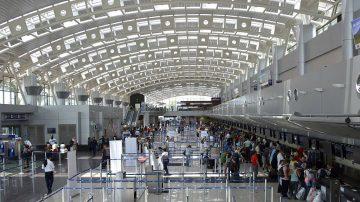 圣荷西机场乘客量突破1430万 湾区第二