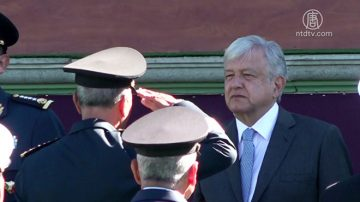 墨西哥总统欲加强执法 多方合作解决移民潮