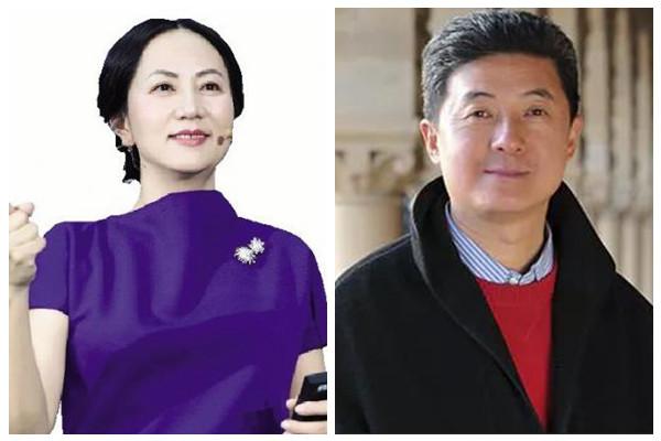 惊人巧合 孟晚舟与张首晟同日出事 同替华为效力?