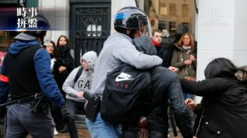 时事拼盘:美军机相撞搜救持续 法国担心重大暴力抗议再现