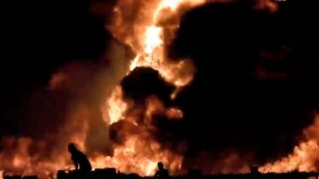 墨西哥油管破裂爆炸 巨大火焰窜天已知20死61伤