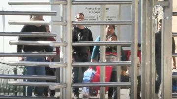 边境新规生效 美国送中美洲难民返墨西哥