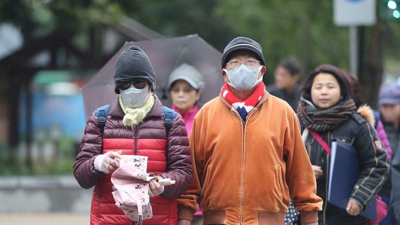 """凉凉的天气""""雾茫茫""""教您辨别是雾还是霾"""