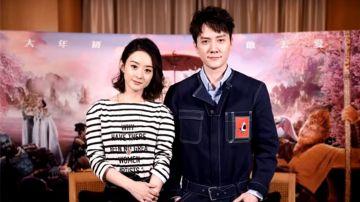 """冯绍峰宣布赵丽颖怀孕喜讯""""应是一家三口"""""""