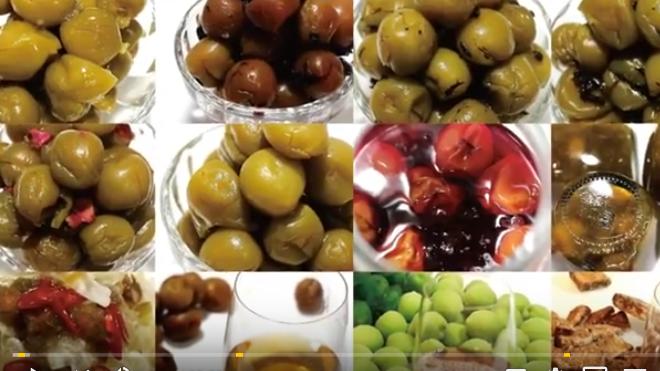 蜂蜜脆梅  12款梅子自制全部教给你(视频)