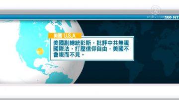1月17日国际新闻简讯