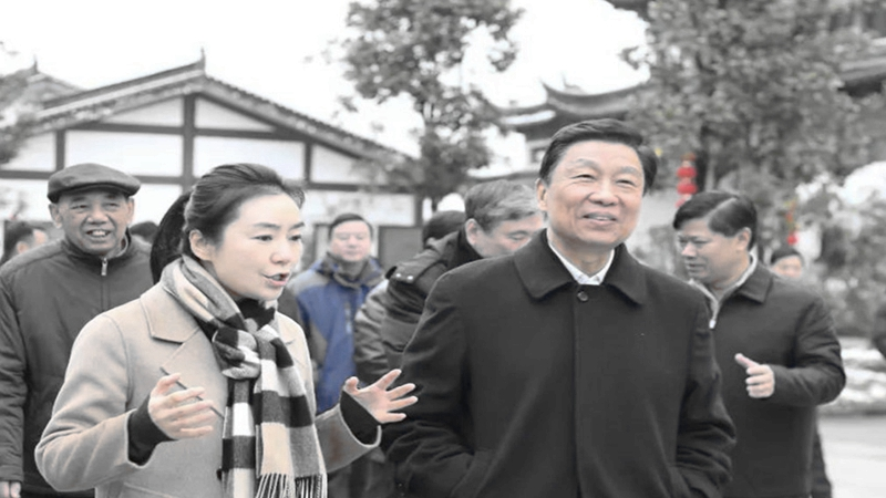 中南海政局诡异 中共前副主席李源潮再现身