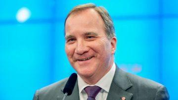 勒文连任瑞典首相 结束四个月政治真空