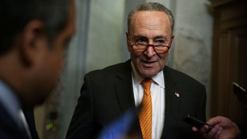 民主党关闭参院 共和党支持川普关政府抗争