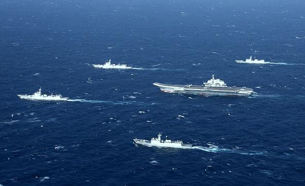 英国拟在南海建基地 美媒:或将惹怒北京