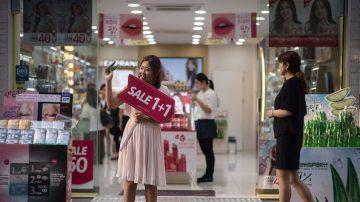 中共封杀无效 韩国免税店销售额再创历史新高