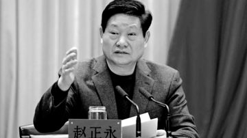 """赵正永""""名言""""引热议:一失足成千古恨"""