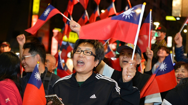 """逾8成台民反对""""一国两制""""学者:北京骑虎难下"""