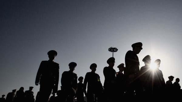 """中共秘密举行军委扩大会议 主题聚焦""""备战打仗"""""""