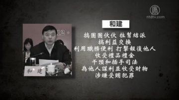 云南红河州前政法委书记被诉 罪名罕见
