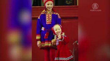 """因""""圣诞老人村""""扬名 芬兰萨米人护传统"""